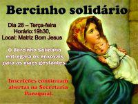 Leia mais:Bercinho Solidário