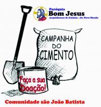 Leia mais:CAMPANHA DO CIMENTO