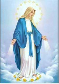 Leia mais:As promessas de Nossa Senhora a quem reza o Rosário