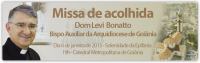 Leia mais:Missa de Acolhida de Dom Levi Bonatto