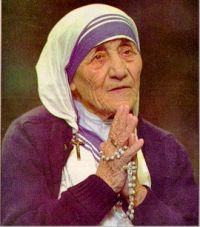 Leia mais:O segredo de Madre Teresa