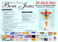 Leia mais:Festa do Padroeiro Bom Jesus 2011
